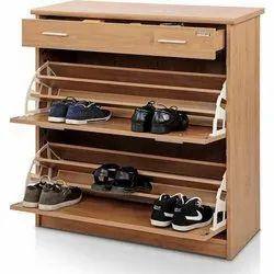 Wooden Shoe Racks, 3