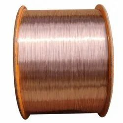 Copper Clad Aluminum Wire, Packaging Type: Roll, For Electric Wire Connections