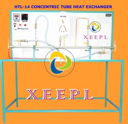 Parallel Flow /Counter Flow Heat Exchanger