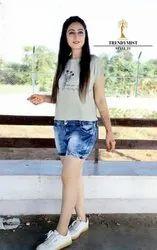 Trendymist Style 21 Western Girls Top