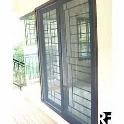 Door And Window Pleated Mesh
