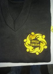 Srastr Girl School Sweater, 3 to 10