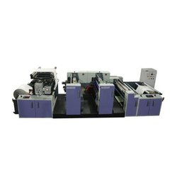 HT 10 Roll to Roll Flexo Printing Machine
