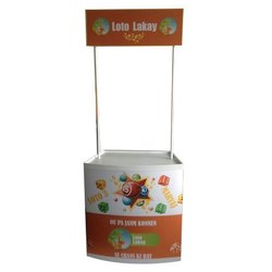 PVC Promotional Booth