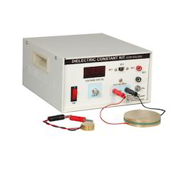 Dielectric Constant Kit (For Solid and Liquid)