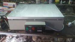 Hot Plate Manufacture