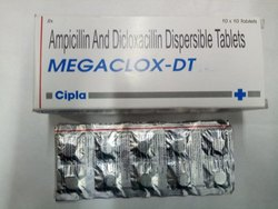 Ampicillin & Dicloxacillin Dispersible Tablets