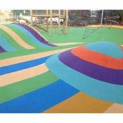 Synthetic Acrylic Flooring