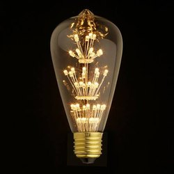 7 Watt Designer LED Bulb, 220-240 V