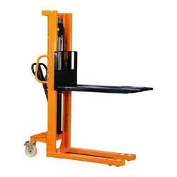 Iron Hydraulic Pallet Stacker
