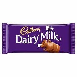 Cadbury Dairy Milk Chocolate, Packaging Type: Plastic Packet