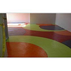 Oxide Flooring Colour