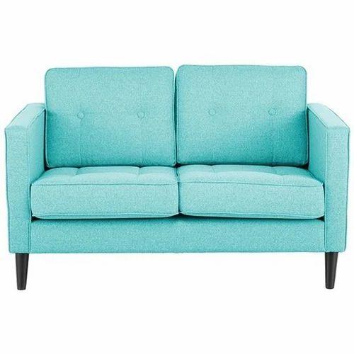 Fabric Two Seater Sofa