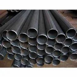 Ms Mild Steel Seamless Pipe, Round, Thickness: 2-6 Mm