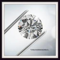 HPHT Lab Grown Polished Diamond