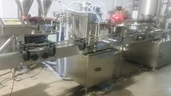 Automatic Gingelly Oil Filling Machine