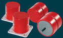 Poly Bumpers (Polyurethane Bumpers) (Cellular Plastic buffers)