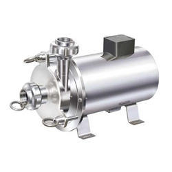 Dairy And Pharmaceutical Pump