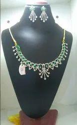 AD Wedding Necklace