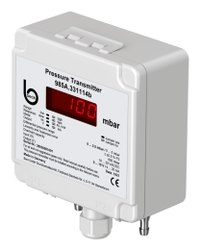 Differential Pressure Transmitter 985 M(Manual Zero Adj)-985 A(Auto Zero Adj)