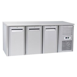 3 Door Under Counter Freezer