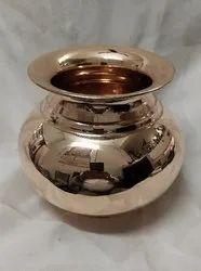 Pooja Kalash Pure Copper Lota