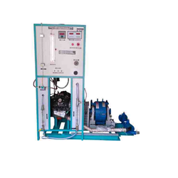 TCFS Petrol Engine Test Rig with Eddy Current Dynamometer