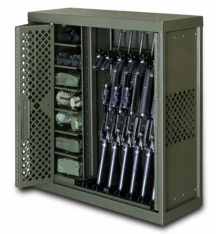 Rifle Rack Cabinet At Rs 45000 Piece Rifle Racks Id