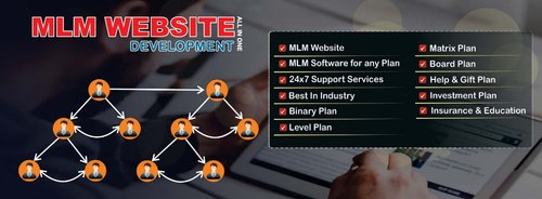 MLM Website Development Services
