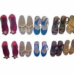b64e8fe8a Fancy Jute Slippers in Kolkata