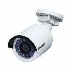 Day & Night Hikvision 2 MP CCTV Bullet Camera, 12 Vdc