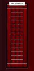 A3D - 01 Alstone 3D WPC Door