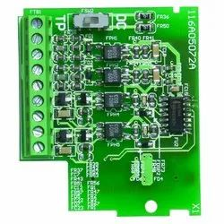 EME-A22A Delta Analog Input and Output Card