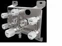 GasArc Chem Master SGM60 - Single Stage Cylinder Manual Gas Control Panel