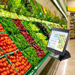 Vegetables Shop Billing Software