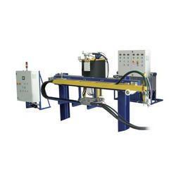Spraying & Pouring Machine