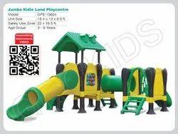 Grokids Jumbo Kiddie Land Playcentre