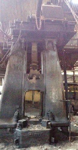 Mi6791 Hammer Forging Belt Drop With 150 T Trimming Press