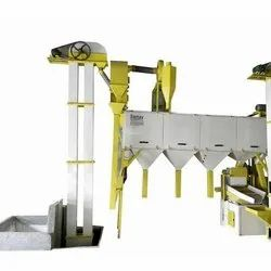 Automatic Bajra Cleaning Machine