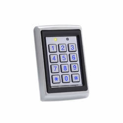 Proximity Card Based Access Control