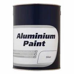 Asian Paint Silver Asian Aluminium Paint, Packaging Type: Tin, for Exterior, Interior