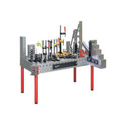 Modular Welding Table System