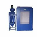 Bsjs Multicyclone Powder Coating Booth, Automation Grade: Automatic