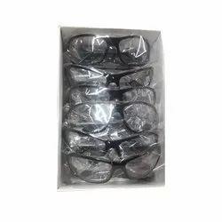 Black Casual Wear Designer Plastic Mens Sunglasses