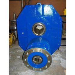 Planetary Helical Gear Boxes