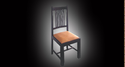 Brown Wood Ryan Chair 2202 (ii)