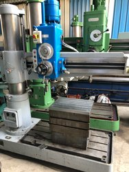 Italian Radial Drilling Machine
