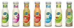 Remia Salad Dressings 200 mL, Packaging Type: Glass Bottles