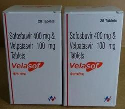 Sofosbuvir 400 Mg And Velpatsavir 100 Mg Tablets