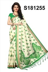 Cotton Candy Saree